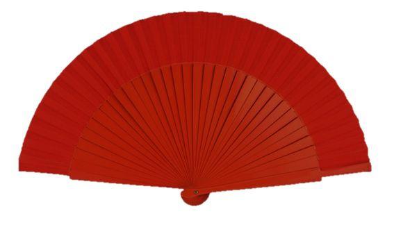 Leque Flamenco Abanico 23cm