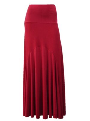 Saia Flamenca Alamanda Vermelha