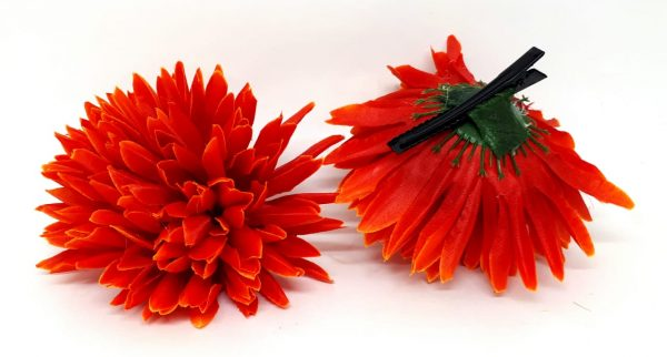 Flor Flamenca Granada com passador