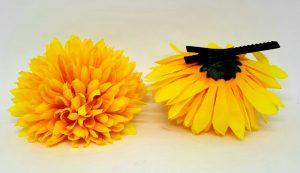 Flor flamenca cádiz com passador