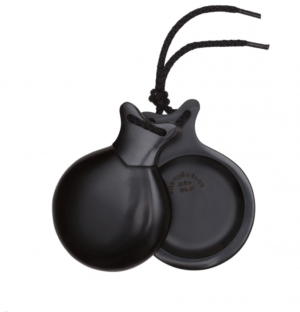 Castanhola profissional fibra negra Nº5