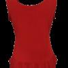 Regata Flamenca Camélia Frufru Bordô